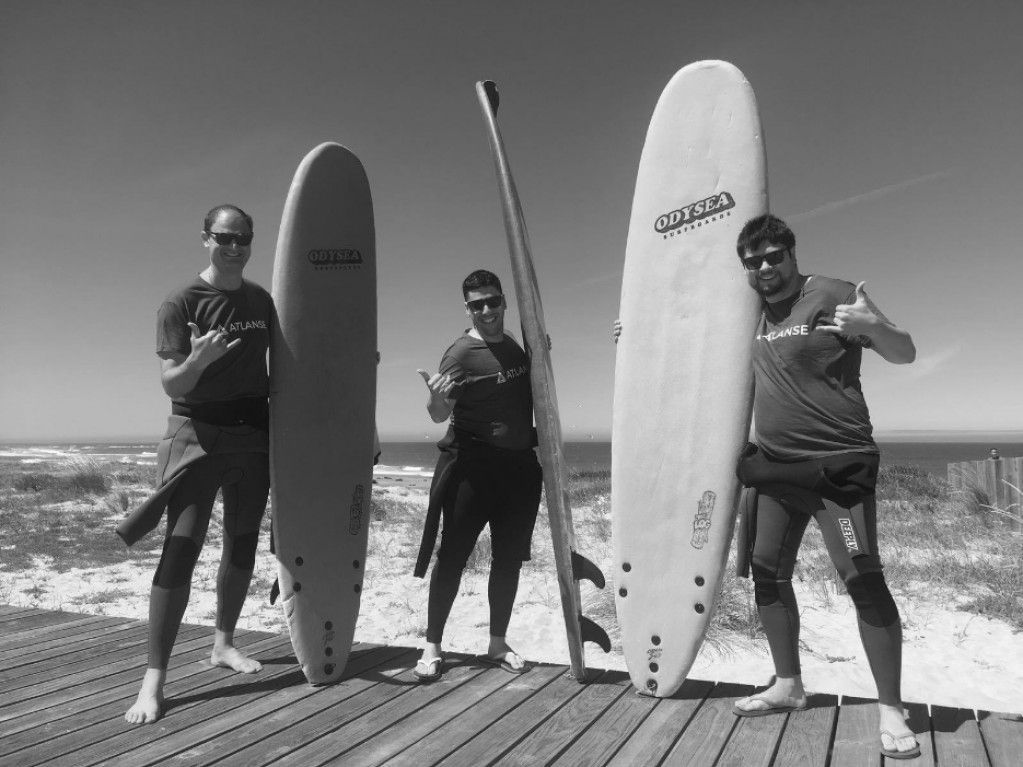 Surf Christening Event