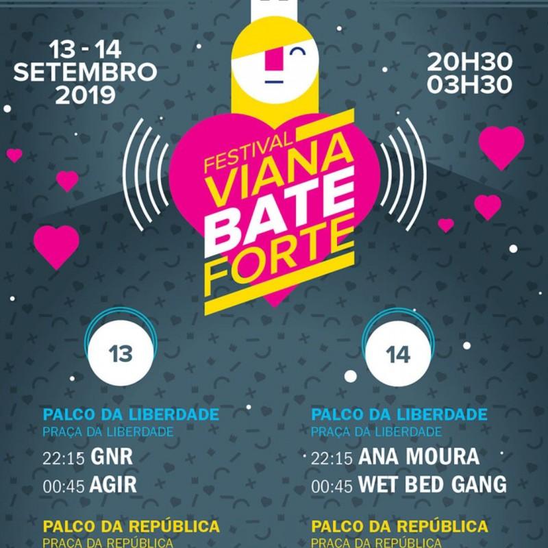 Viana Bate Forte 2019 Mobile App